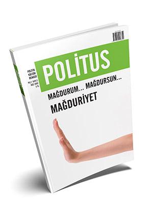Politus Dergi 2. Sayı Kapak